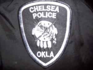 Policia de Chelsea Oklahoma