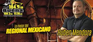 QueBuena RubenMendoza