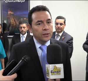 presidenteGuatemala