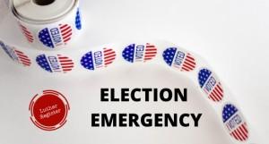 NOTA 6- ELECCIONES DE EMERGENCIA